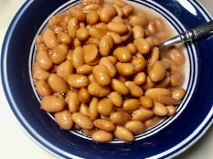 Beef Flavored Pinto Beans